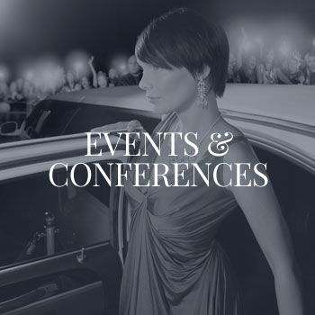 Events and Conferences – Travel in Luxury & Style